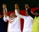 NDA projected to win 34 seats in Maharashtra: IANS-CVOTER exit poll
