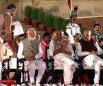 PM Modi's swearing-in ceremony