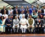 Modi inaugurates CSIR platinum jubilee celebrations