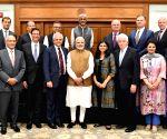 Board members of USIBC meets PM Modi