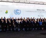 Paris (France): UNFCCC Climate Conference - Heads of State and Government