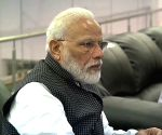 Chandrayaan-2 - PM Modi witnesses Vikram Lander