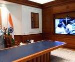 PM Modi witnesses the launch of Chandrayaan-2
