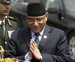 File Photo: Prime minister of Nepal Pushpa Kamal Dahal