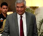 Wickremesinghe sworn in as Sri Lankan PM