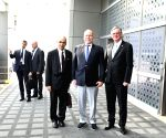 Monaco's Prince Albert II arrives in India