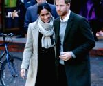 Meghan and Harry to talk of royal family tension with Oprah Winfrey