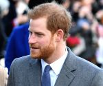 Had no choice but leave royal family: Prince Harry (Ld)