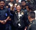 Princess of Thailand visits Indian Museum