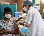 Number of people vaccinated in Telangana crosses 68 lakh