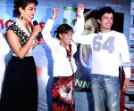 "Priyanka Chopra and Mary Kom at the  launch of ""Mary Kom Doll"