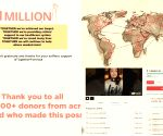 Priyanka Chopra: Over 14,000 good Samaritans helped us raise $1mn