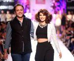 Lakme Fashion Week (LFW) Winter/ Festive 2014 - Varun Bahl