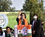 Priyanka to address Kisan Panchayat in Meerut on March 7