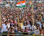 Free Photo: Guwahati: Priyanka Gandhi addressed the mega rally in Tezpur, Assam