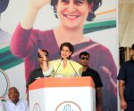 Priyanka to meet Unnao victim's family; Akhilesh on dharna