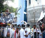 "Demonstration against Rajinikanth's ""Kaala"