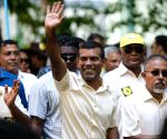 Top suspect of attack on ex-Maldivian Prez arrested