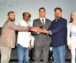 "Trailer launch film ""2.0"" - Allirajah Subaskaran, S. Shankar, Rajinikanth, Akshay Kumar and Amy Jackson"