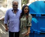 Boney Kapoor and Sridevi during a programme