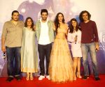 "Trailer launch of film ""Laila Majnu"" - Ekta Kapoor, Imtiaz Ali,  Avinash Tiwary and Tripti Dimri"