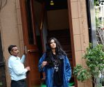 Rhea Kapoor  at a launch of shoe store
