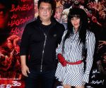 "Wrap-up party of  film ""Super 30"" - Sajid Nadiadwala and Wardha Nadiadwala"