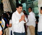 Late producer Raj Kumar Barjatya's prayer meet