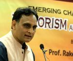 "Emerging Challenges of ""Terrorism and Extremism"" - Rakesh Sinha"