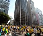 BRAZIL SAO PAULO SOCIETY DEMONSTRATION