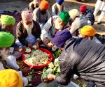 Free Photo:protesting farmers