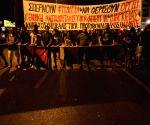 GREECE ATHENS ANTI BAILOUT RALLY