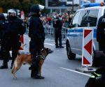 Huge blast rocks Germany's Leverkusen city