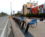 File Photos: Delhi Public Bike Sharing