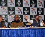 43rd International Kolkata Book Fair - Press conference