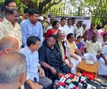 Elected CM on the road, poll loser ruling Puducherry: Kejriwal