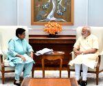 Kiran Bedi meets PM Modi