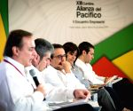 MEXICO PUERTO VALLARTA SUMMIT PACIFIC ALLIANCE BUSINESS MEETING