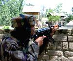 Suspected LeT militants killed in J&K