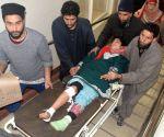10 students injured in Kashmir blast