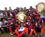 121st IFA Shield - Pune City celebrations