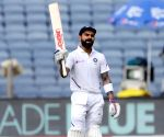 Kohli surpasses Sachin, Sehwag with 7th double hundred
