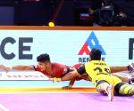 PKL 7: Naveen stars as Dabang Delhi K.C. beat Telugu Titans