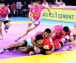 PKL 7: Yoddha defeat Pink Panthers 32-38