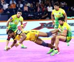 Telugu Titans, Patna Pirates settle for thrilling 42-42 tie