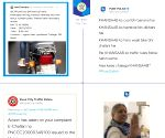 Pune police's reply to traffic violator has twitter in splits