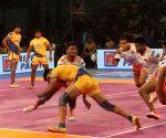 Pro Kabaddi League 2017 - Puneri Paltan vs Tamil Thalaivas