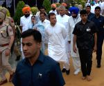 100th anniversary of Jallianwala Bagh massacre - Captain Amarinder Singh, Rahul Gandhi, Navjot Singh Sidhu pay tributes to the martyrs