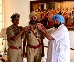 Punjab formulating policy for gallantry awardees India