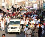 Jalalabad (Punjab): Jalalabad by-elections - Amarinder Singh campaigns for Raminder Awla